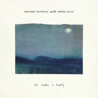 Faithfull, Marianne - She Walks In Beauty (With Warren Ellis) (2LP)