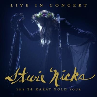 Nicks, Stevie - Live In Concert: (The 24 Karat Gold Tour Dvd+2Cd) (3DVD)