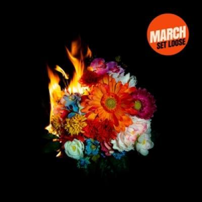 March - Set Loose (Orange Vinyl) (LP)