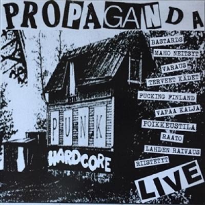 V/A - Propaganda Live (LP)