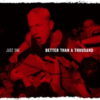 Better Than A Thousand - Just One (Baby Pink Vinyl) (LP)