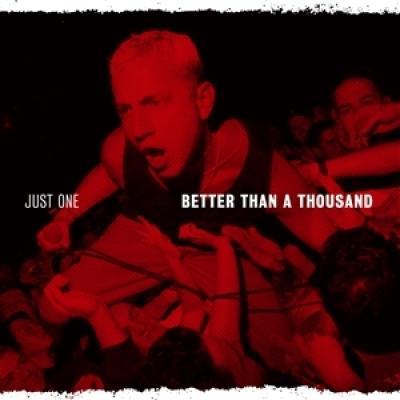 Better Than A Thousand - Just One (Transparent Orange Vinyl) (LP)