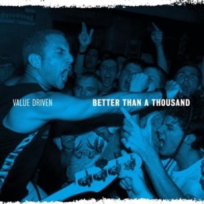 Better Than A Thousand - Value Driven (Baby Blue Vinyl) (LP)