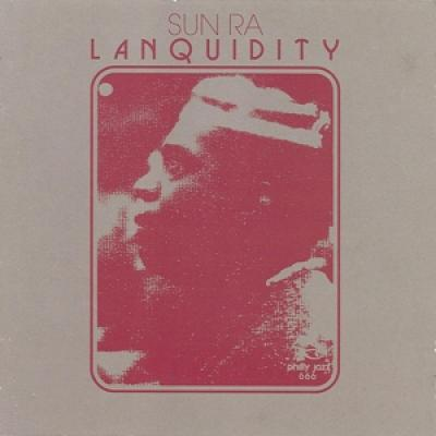 Sun Ra - Lanquidity (Silver Foil Box Incl. 12Pg Over-Sized Booklet) (4LP)