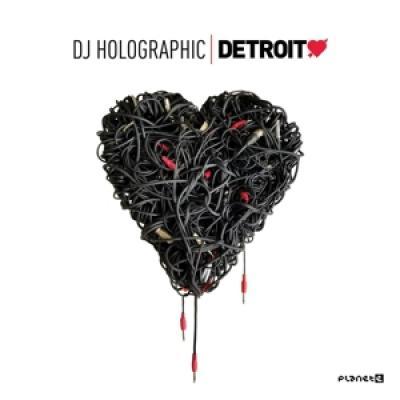 Dj Holographic - Detroit Love Vol.5 (2LP)