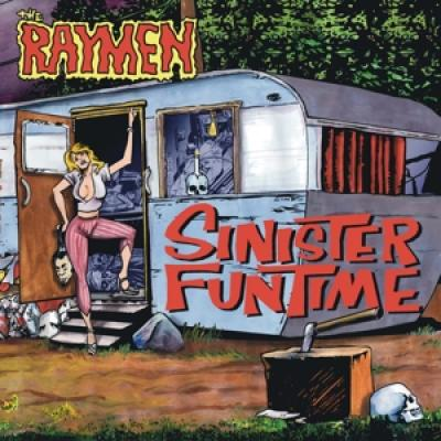 The Raymen - Sinister Funtime (LP)