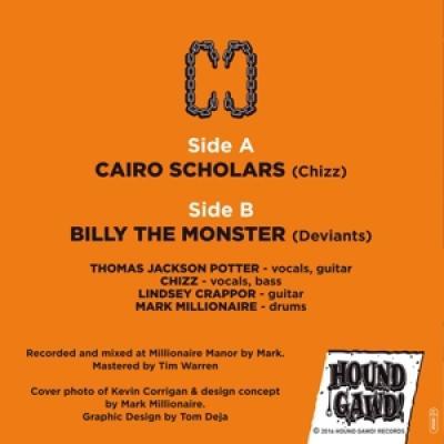Choke Chains - Cairo Scholars (7INCH)