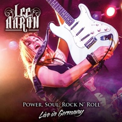 Lee Aron - Power Soul Rock N Roll (CD+DVD)