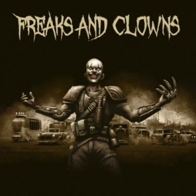 Freaks And Clowns - Freaks And Clowns (LP)