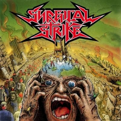 Surgical Strike - Part Of A Sick World (LP)