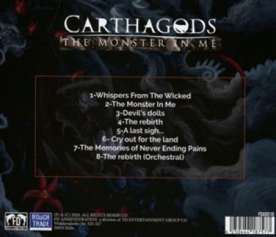 Carthagods - The Monster In Me