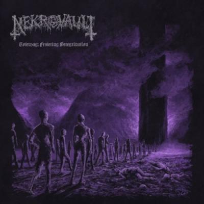 Nekrovault - Totenzug: Festering Peregrination (Purple Vinyl) (LP)
