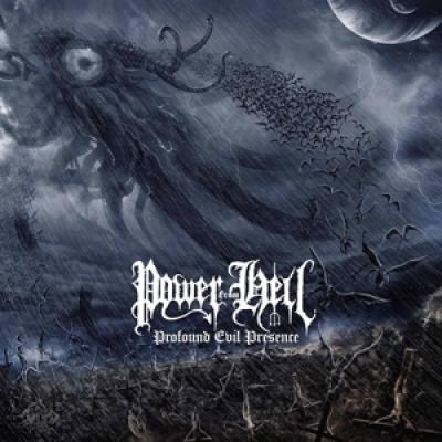 Power From Hell - Profound Evil Presence (Silver Vinyl) (LP)