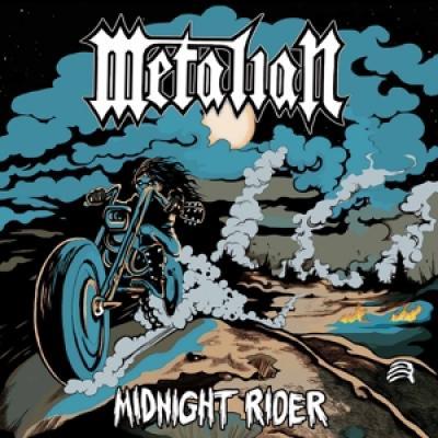 Metalian - Midnight Rider (LP)