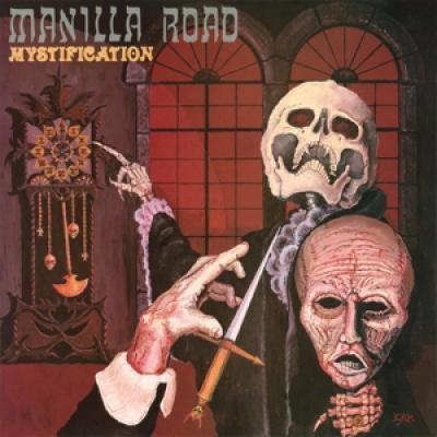 Manilla Road - Mystification (Transparent Blood Red Vinyl) (LP)