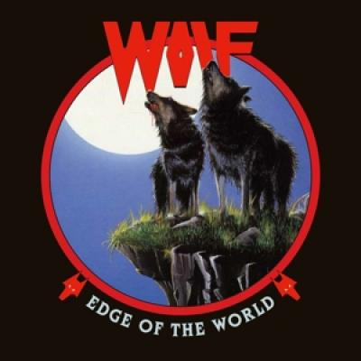 Wolf - Edge Of The World (Silver Vinyl) (LP)