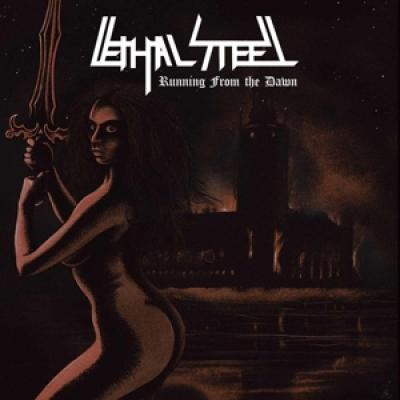 Lethal Steel - Running From The Dawn (Clear Vinyl) (LP)
