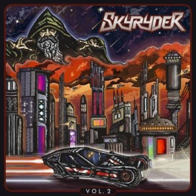 Skyryder - Vol.2 (Purple Vinyl) (LP)