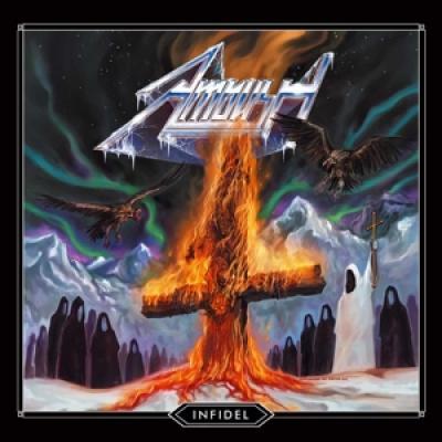 Ambush - Infidel (Blue Vinyl) (LP)