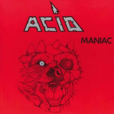 Acid - Maniac (Red Vinyl) (2LP)