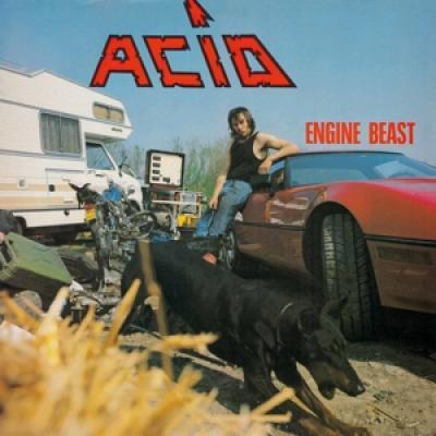 Acid - Engine (Electric Blue Vinyl) (2LP)