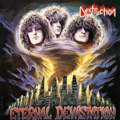 Destruction - Eternal Devastation ( Transparent Deep Purple Vinyl + Poster) (LP)