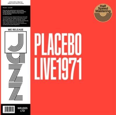 Placebo (Belgium) - Live 1971 (LP)