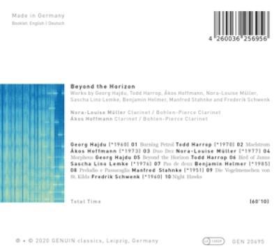 Muller, Nora-Louise - Beyond The Horizon