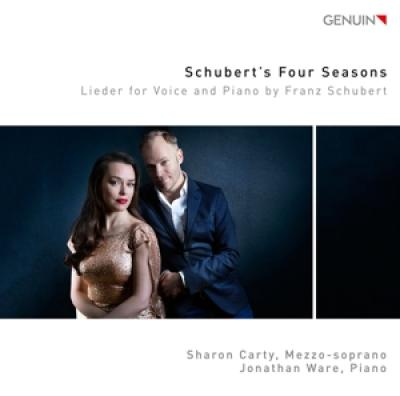 Carty, Sharon/Jonathan Ware - Schubert'S Four Seasons