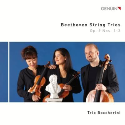 Trio Boccherini - Beethoven String Trios Op.9 Nos.1-3