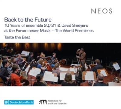 Ensemble 20/21 David Smeyers - Back To The Future - 10 Years Of En CD