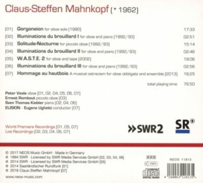 Peter Veale Sven Thomas Kiebler Eli - Music For Oboe CD
