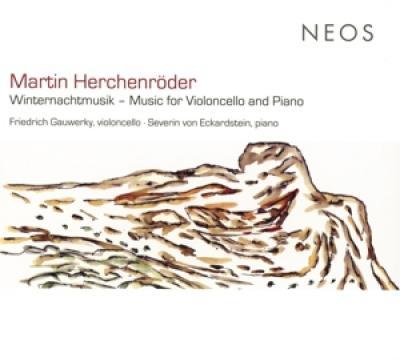 Friedrich Gauwerky Severin Von Ecka - Winternachtmusik ' Music For Violon CD