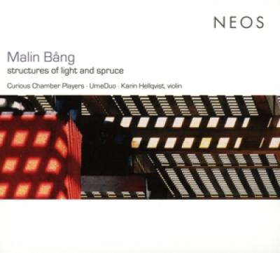 Curious Chamber Players Umeduo Kari - Structures Of Light And Spruce CD