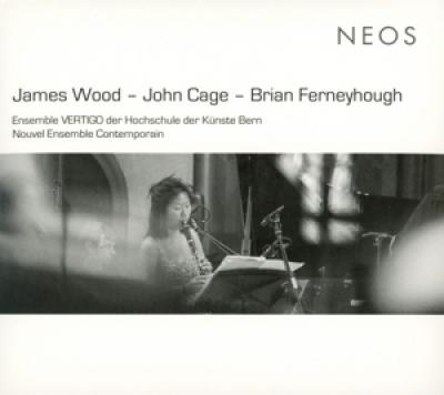 Ensemble Vertigo Der Hochschule Der - James Wood - John Cage - Brian Fern CD