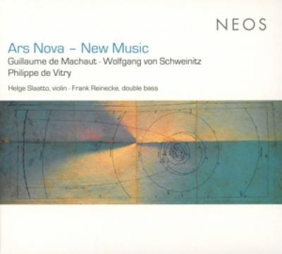 Helge Slaatto Frank Reinecke - Ars Nova ' New Music CD