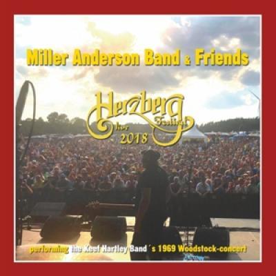 Miller Anderson Band & Friends - Live At Burg Herzberg Festival 2018 (LP)