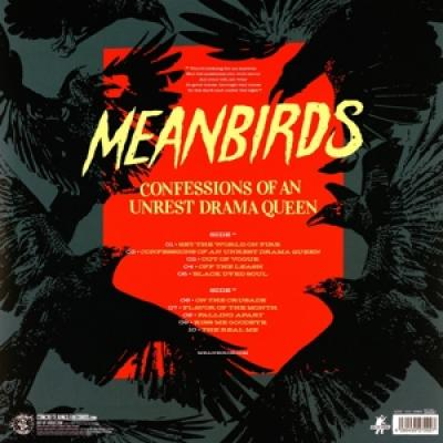 Meanbirds - Confessions Of An Unrest Drama Queen (LP)