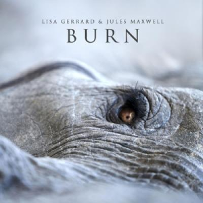 Gerrard, Lisa & Jules Max - Burn (White Vinyl W/ Printed Innersleeve) (LP)