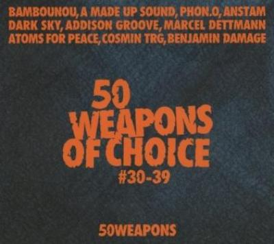 50 Weapons Of Choice #30-39 (cover)