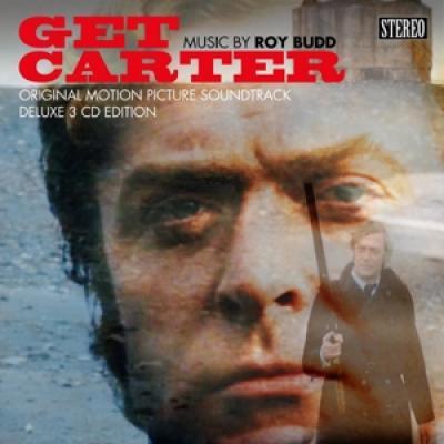 Budd, Roy - Get Carter (Deluxe Hardback) (3CD)