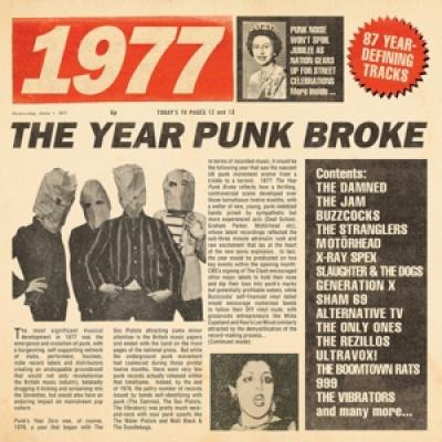 V/A - 1977 - The Year Punk Broke (3CD)