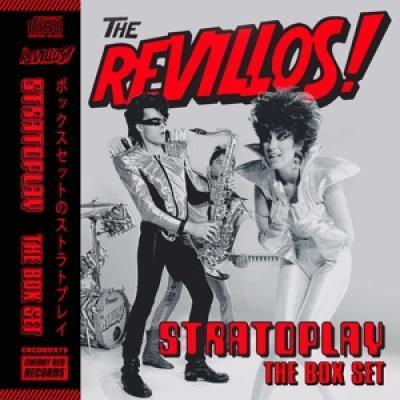 Revillos - Stratoplay (6CD)