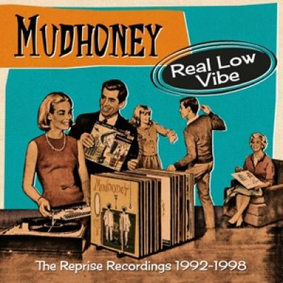 Mudhoney - Real Low Vibe (4CD)