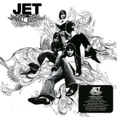 Jet - Get Born (2CD+DVD)