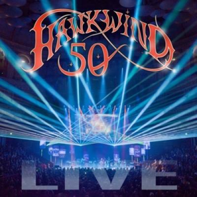 Hawkwind - 50 Live (2CD)