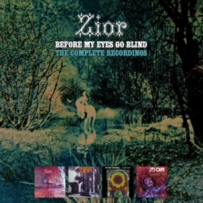 Zior - Before My Eyes Go Blind (The Complete Recordings) (4CD)