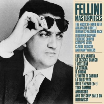 Ost - Fellini Masterpieces (3CD)