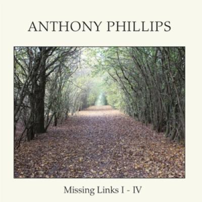 Phillips, Anthony - Missing Links I-Iv (5CD)