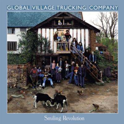 Global Village Trucking C - Smiling Revolution (2Cd Remastered Anthology) (2CD)
